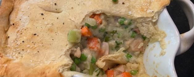 Chicken Pot Pie  – Comfort Food When We Need Comforting!
