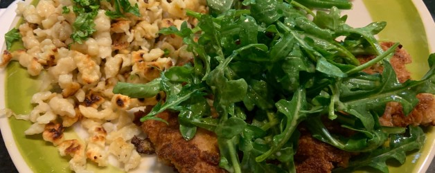 Pork Milanese – A Simple Dinner Dressed Up