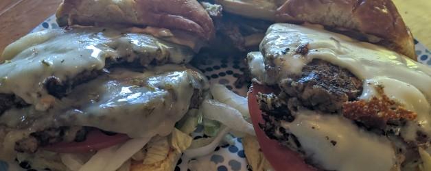 Mushroom Smashburgers – The Right Way to Veggie Burger