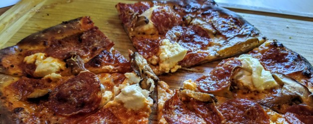 Cold Fermented Pizza Pt 1: Making The Dough