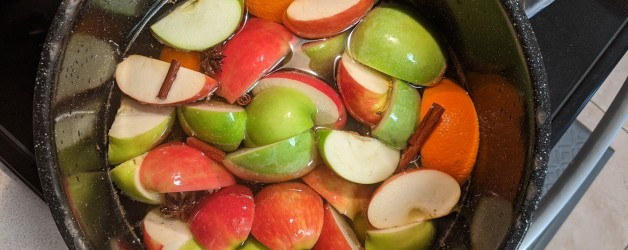Spiced Apple Cider – Perfect For Fall