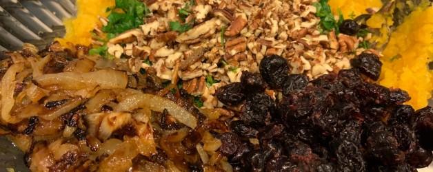 A Vegan Feast – Not  an OxyMoron!